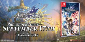 Fairy Fencer F: Advent Dark Force Gets a Limited Physical Release for Switch