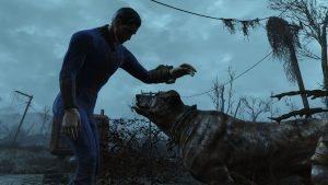 New Fallout 4 Mod Lets You Pet Every Dog