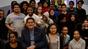 Reggie Fils-Aimé Joins New York Video Game Circle's Board of Directors