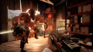 Co-op Sci-fi FPS Earthfall Heads to Switch