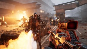 Single Player FPS Terminator: Resistance Announced for PC and Consoles
