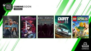 Xbox Game Pass Adds Bloodstained: Ritual of the Night, Jump Force, More