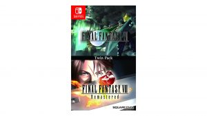 Final Fantasy VII and Final Fantasy VIII Remastered Physical Release Announced for Switch