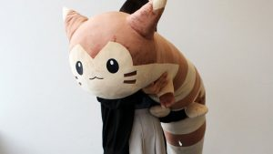 Life-Sized Furret Plush Now Available, Costs $350