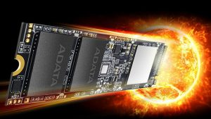ADATA Launches SX8100 PCIe Gen3x4 M.2 SSD 512GB-2TB Models
