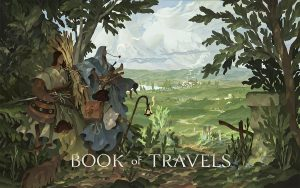 "Tiny Online RPG ""Book of Travels"" Announced for PC and Mac"