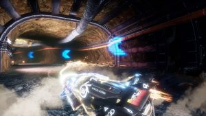 "Ajura Track Revealed for Anti-Gravity Racer ""Pacer"""