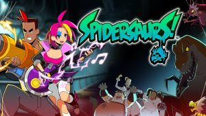 WayForward Launches 2D Shooter Spidersaurs on Apple Arcade