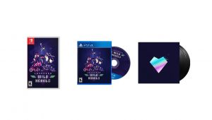 Limited Physical Edition Announced for Sayonara Wild Hearts