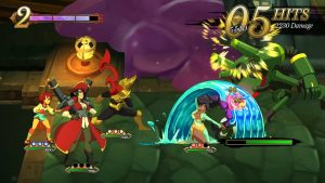 Characters and Combat Trailer for Indivisible