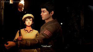 English-Dubbed Prophecy Trailer for Shenmue III