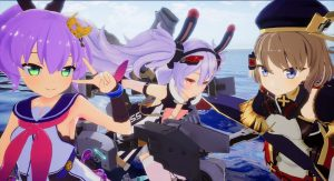 PC Version Confirmed for Azur Lane: Crosswave