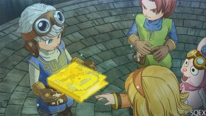 Dragon Quest of the Stars Gets a Worldwide Release in Early 2020