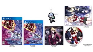 Under Night In-Birth Exe:Late[cl-r] Collector's Edition Announced for North America