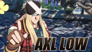 Axl Low Confirmed for New Guilty Gear, New May Trailer