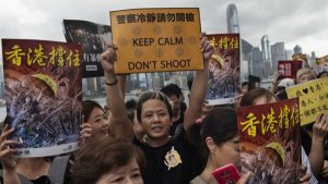 Apple Temporarily Banned HKmap Live That Enabled Hong Kong Protesters to Evade Police