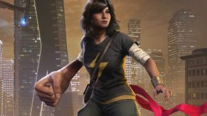 Kamala Khan Confirmed for Marvel's Avengers
