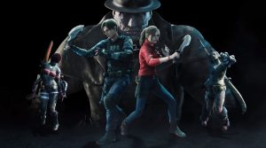 Leon and Claire Resident Evil 2 Collab Announced for Monster Hunter World: Iceborne
