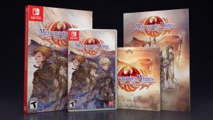 Limited Run Physical Version Announced for Mercenaries Wings: The False Phoenix