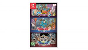 Dragon Quest I, II, and III Collection Launches for Switch on October 24 in Asia