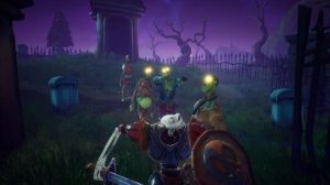 """New """"Using One's Shield"""" Trailer for MediEvil Remake"""