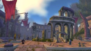 First World of Warcraft Classic Update Adds Dire Maul Next Week