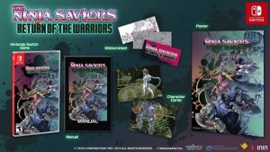 The Ninja Saviors: Return of the Warriors Finally Launches in North America on October 15