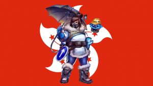 Fans Upset at Blizzard's Ban on Support for Hong Kong Are Meme'ing Overwatch's Mei Into a Symbol of the Protests