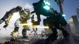 Earth Defense Force: Iron Rain Heads to PC on October 15