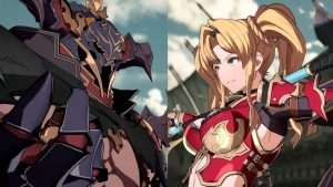 Zeta and Vaseraga Confirmed for Granblue Fantasy: Versus