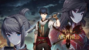 Fantasy Strategy RPG War of Ashird Gets PS4 and Switch Versions