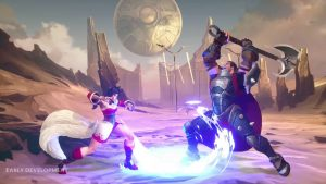 "First Look at Riot Games New Fighting Game ""Project L"""