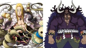 Playable Basil Hawkins and Boss Kaido Confirmed for One Piece: Pirate Warriors 4