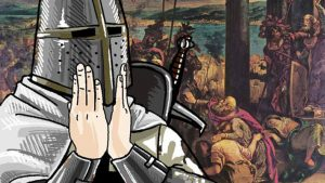 "Video Game Depicting the Crusades Bans Iconic Crusader Battle Cry ""Deus Vult"""