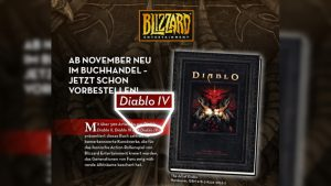 Diablo IV Possibly Leaked via Magazine Advert
