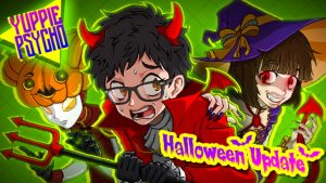 Yuppie Psycho Halloween Update, Merch, and DLC Announced