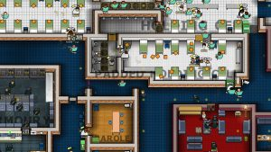 Psych Ward DLC Comes to PC Version of Prison Architect on November 21