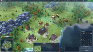 Conquest Mode Now Available for Northgard