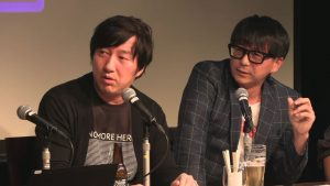 """Suda 51 and Swery65 Team Up to Make New Horror Game """"Hotel Barcelona"""""""