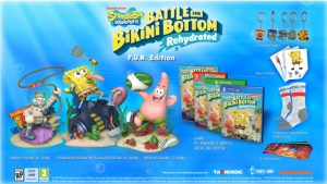 SpongeBob SquarePants: Battle for Bikini Bottom – Rehydrated Special Editions Revealed