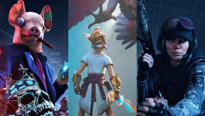 Watch Dogs: Legion, Gods & Monsters, and Rainbow Six Quarantine Delayed to FY 2020-2021