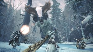 Monster Hunter World: Iceborne Expansion Launches for PC on January 9, 2020
