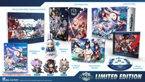 Azur Lane: Crosswave Gets Limited Run Physical Release November 5, Limited Edition Detailed