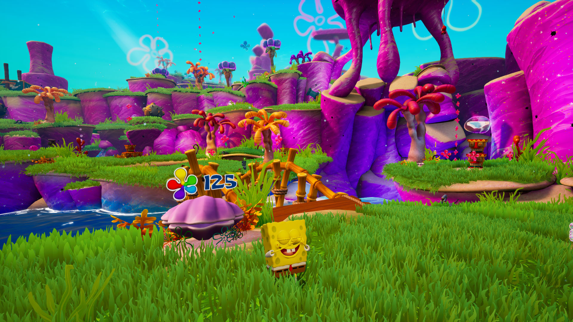 Nuevas capturas de pantalla para SpongeBob SquarePants: Battle for Bikini ...