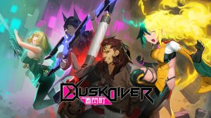 """Launch Trailer for Anime-Styled Beat 'Em Up """"Dusk Diver"""""""