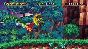 Freedom Planet 2 Adventure Mode Trailer, Demo Available Now