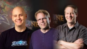 Veteran Blizzard Developers Dustin Browder, Eric Dodds and Jason Chayes Depart
