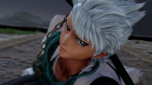 Toshiro Hitsugaya DLC Character Trailer for Jump Force