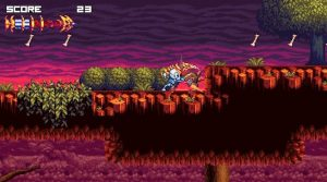 "Sonic Mania Dev Headcannon Launches Kickstarter for 2D Side-scroller ""Vertebreaker"""