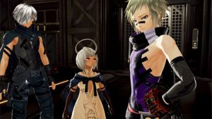 2.10 Update for God Eater 3 Launches November 7